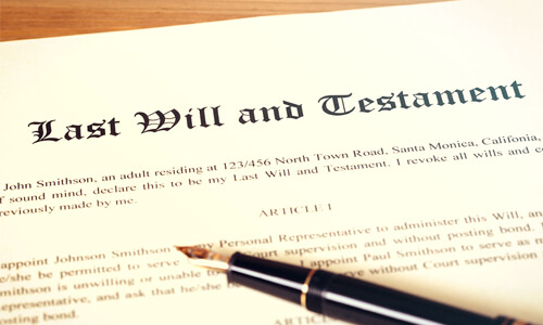 How to Prepare a Will (And Keep it Secure)