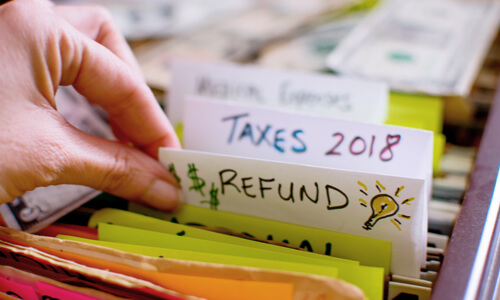 Expecting a Tax Return? Here's How to Make the Most of It.