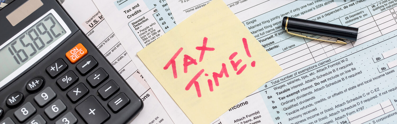 Filing Your 2018 Taxes and Beyond: A To-Do List from Now Until April 2020