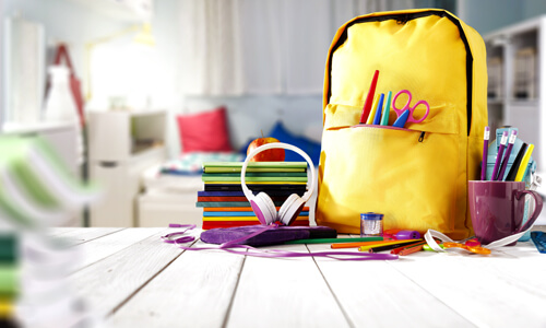 Erase the High Cost of School Supplies