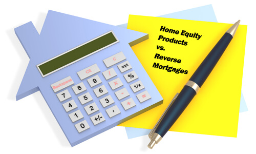Home Equity Products vs. Reverse Mortgages: What You Should Know About Both