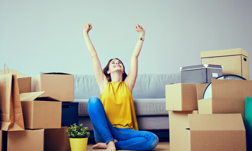 How Much Money Does It Take to Move Out of Your Parents' House?