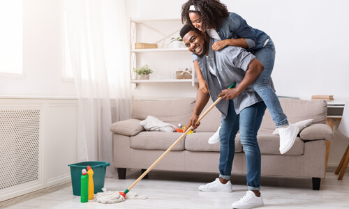 Four Ways to Spring Clean Your Way to Some Extra Cash